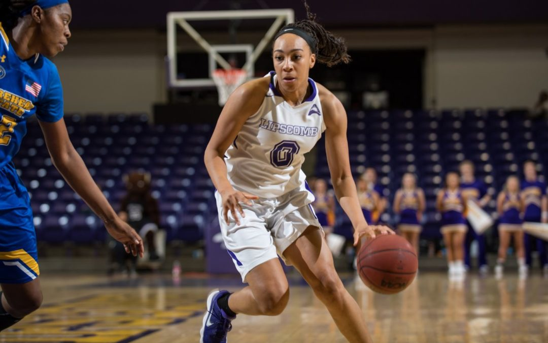 Lady Bisons go cold, fall to Jacksonville
