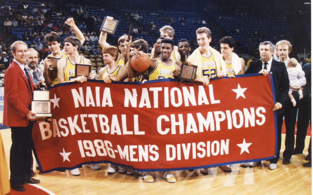 A look back: the rich history of Bisons basketball