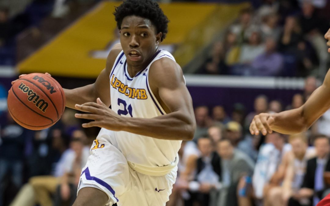 Bisons' Kenny Cooper reflects on Sunday's big win, prepares for NCAA tournament