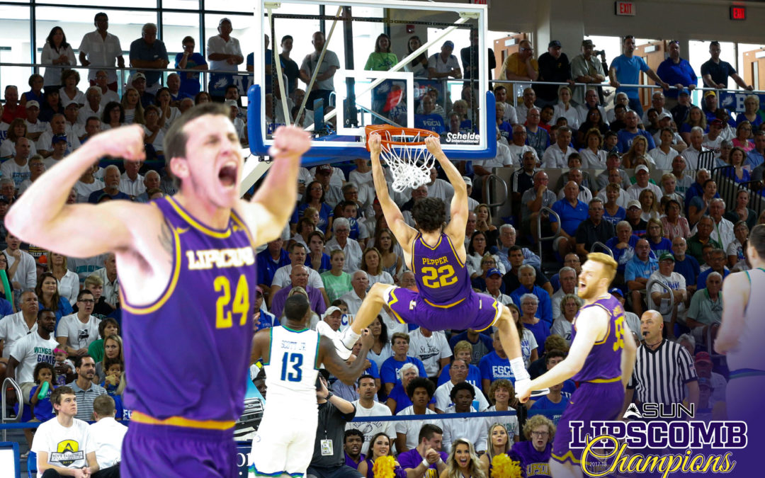 Column: Lipscomb finally breaks into NCAA tourney after long, disappointing road