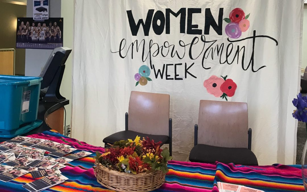 Women's Empowerment Week kicks off at Lipscomb, multiple sessions to be held throughout week
