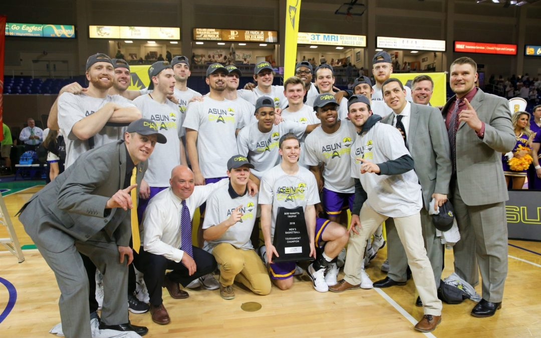 Bisons win ASUN tourney, advance to NCAA Tournament for first time