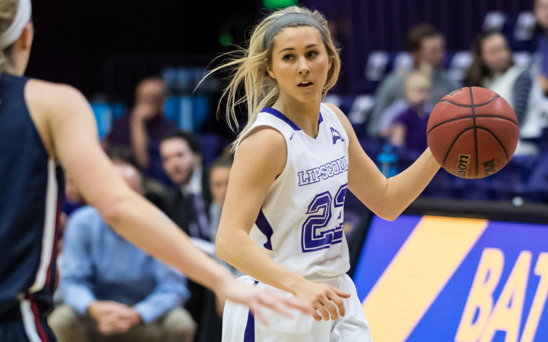 Cagle named ASUN Player of the Year, looking to put finishing touches on Lipscomb legacy