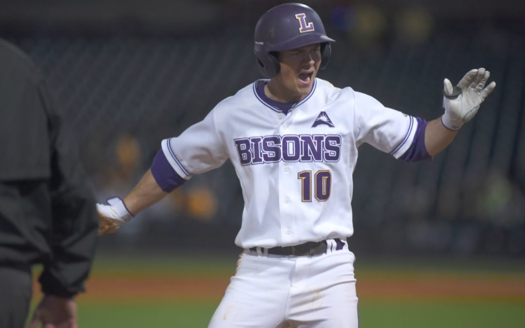 Bison baseball snuffs out No. 8 Vanderbilt at First Tennessee Park