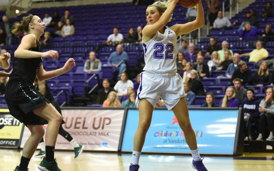 Lady Bisons' season ends in ASUN quarterfinals at the hands of one-seed FGCU