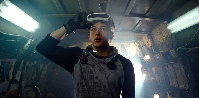 'Ready Player One' escapes reality into virtual world