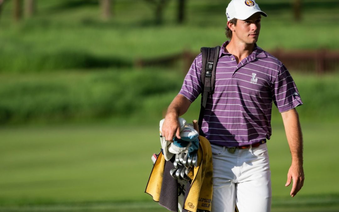 Lipscomb's Armstrong moves one step closer to pro golf dreams