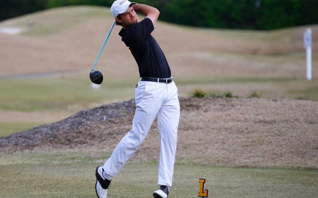 Armstrong sets course record at Ryman Hospitality Intercollegiate