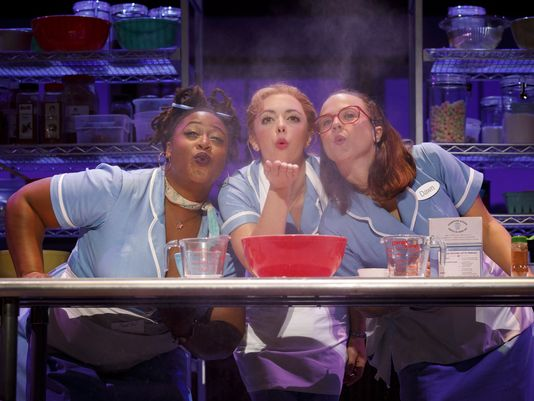 'Waitress' at TPAC has all the right ingredients