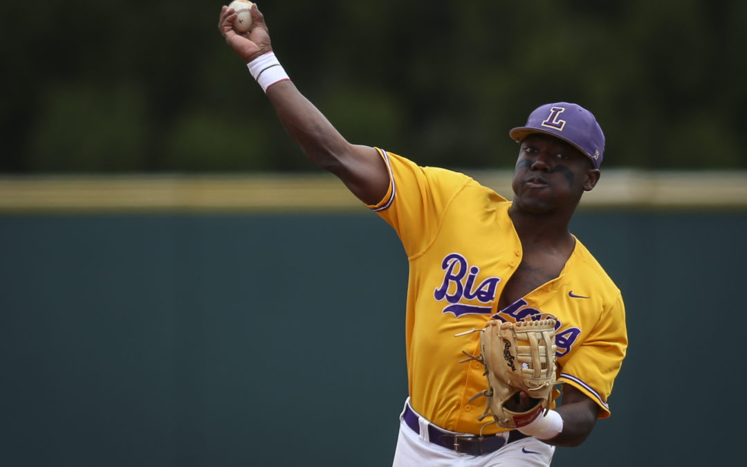 Lipscomb's Solomon gets MLB opportunity with Padres