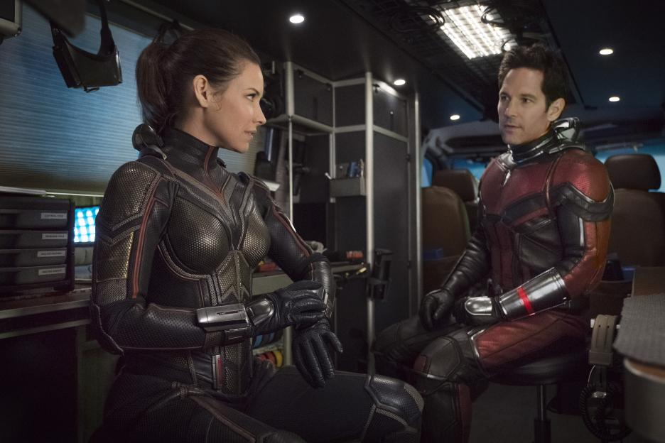 Marvel scores big again with 'Ant Man and the Wasp'