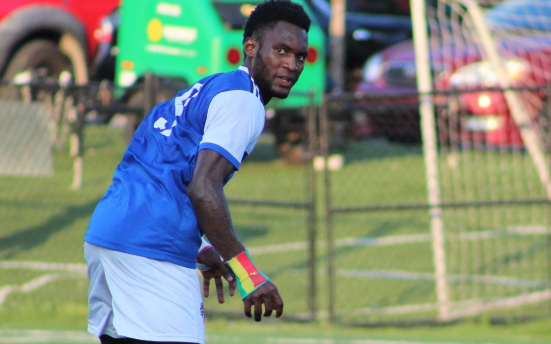 Sakou's pro soccer dreams alive and kicking with Inter Nashville FC