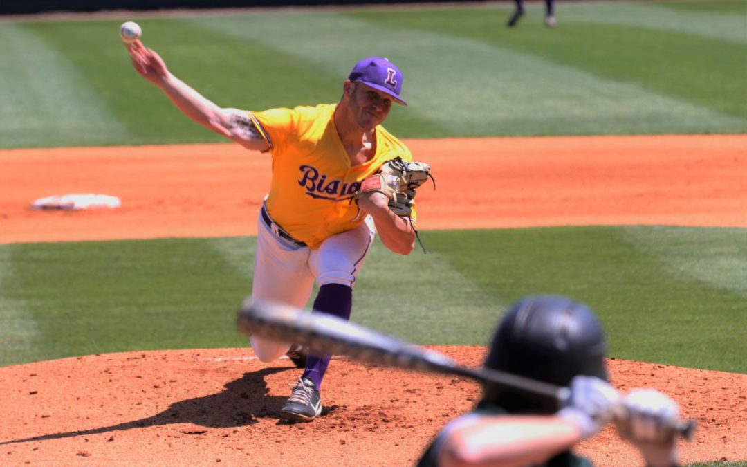 Former Lipscomb pitcher heading to UCF as grad transfer