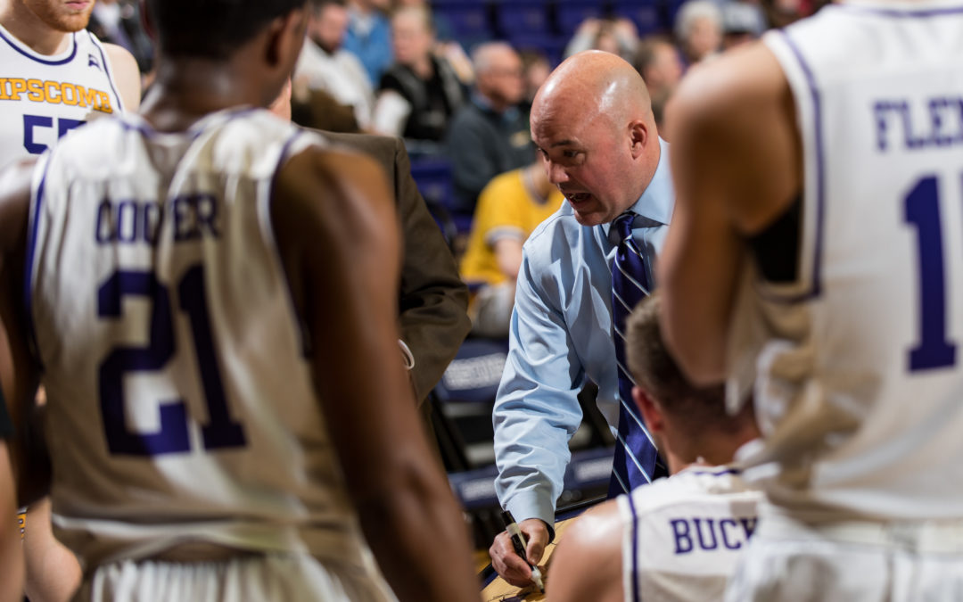 Men's basketball schedule features Power 5 opponents, several road games within driving distance