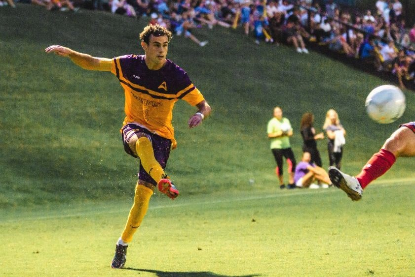 Bisons can't find net in home loss to San Diego