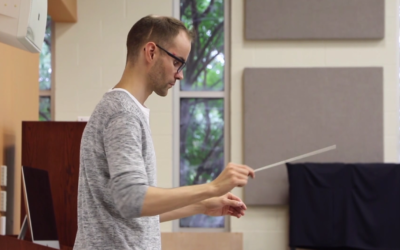 Blasko named new band director for classical music department
