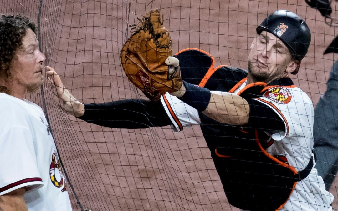 No silver linings for Caleb Joseph as Orioles finish in MLB cellar
