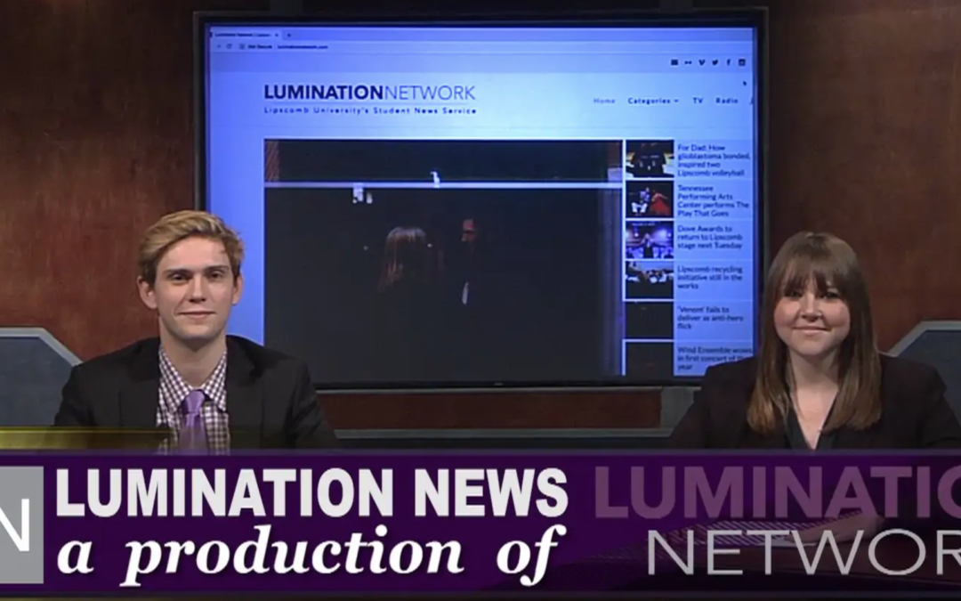 Lumination Newscast: Oct. 11, 2018