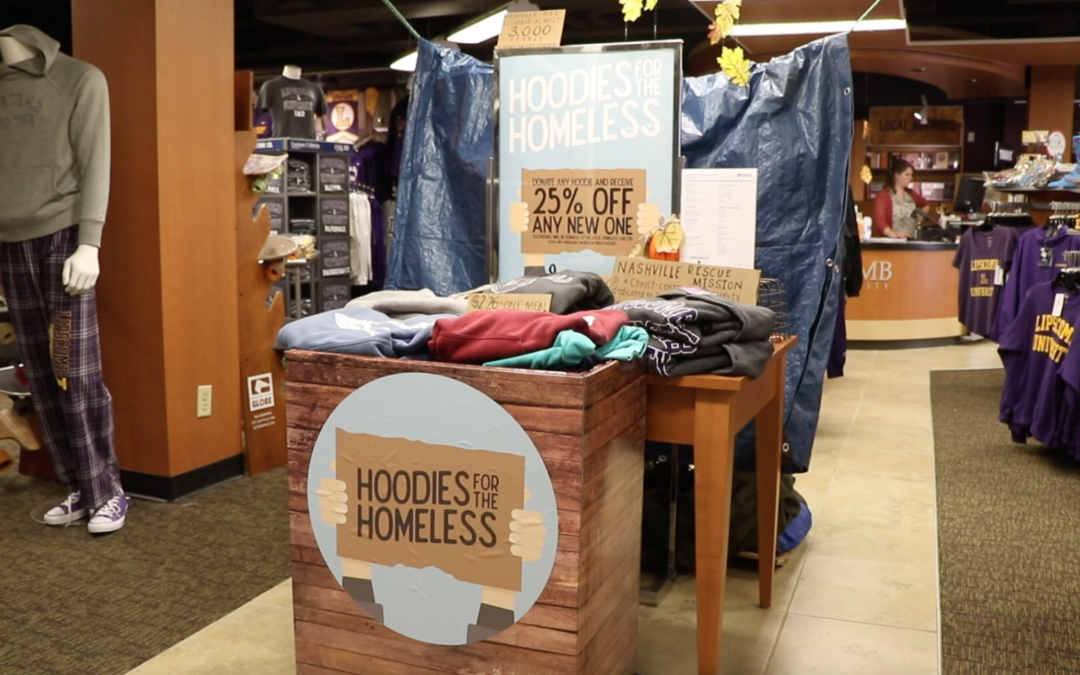 'Hoodies for the Homeless' serves Nashville community