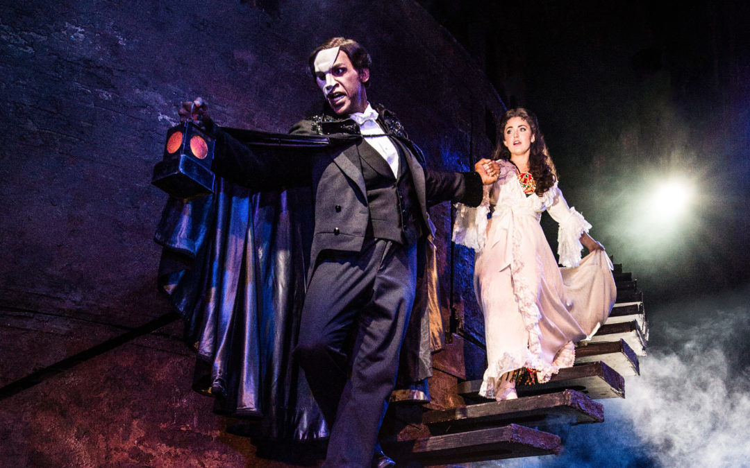 TPAC's 'Phantom of the Opera' is perfect for the spooky season
