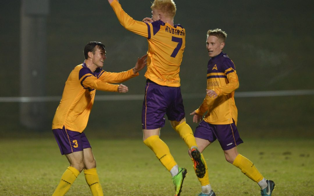 Robinson's overtime strike gives Lipscomb another NCAA tourney upset