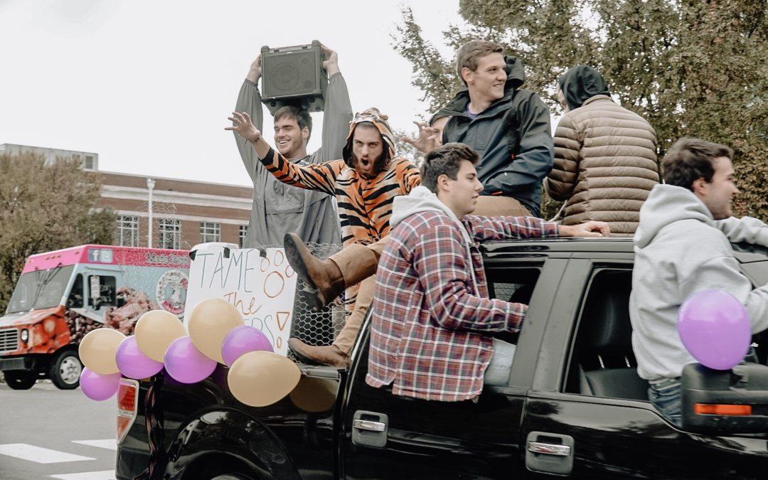 Homecoming Parade photo gallery