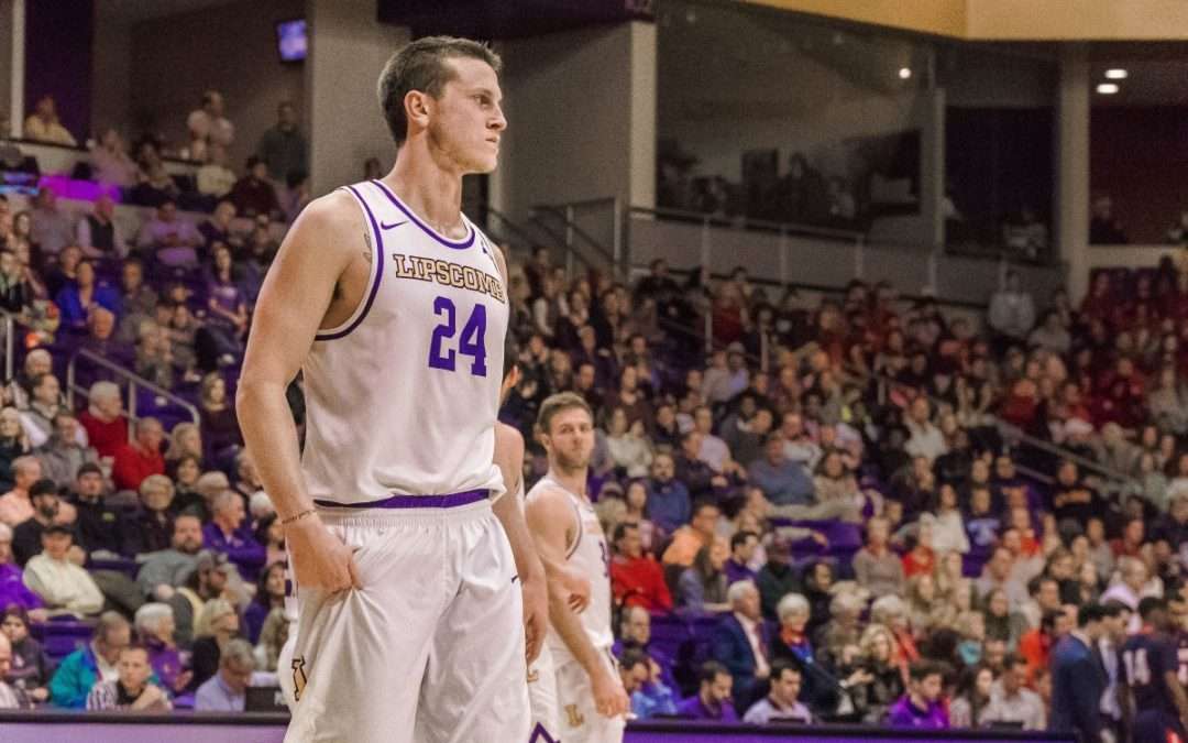 Lipscomb's comeback effort not enough in Battle of the Boulevard loss