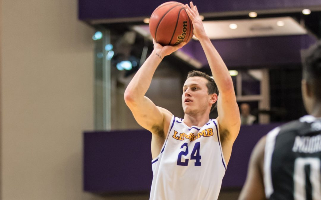 Men's hoops makes quick work of Sewanee for season-opening win
