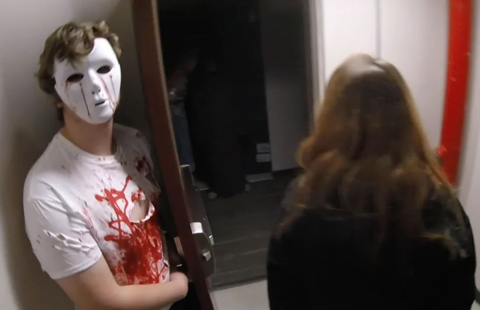 VIDEO: Take a tour through Haunted High Rise Hall
