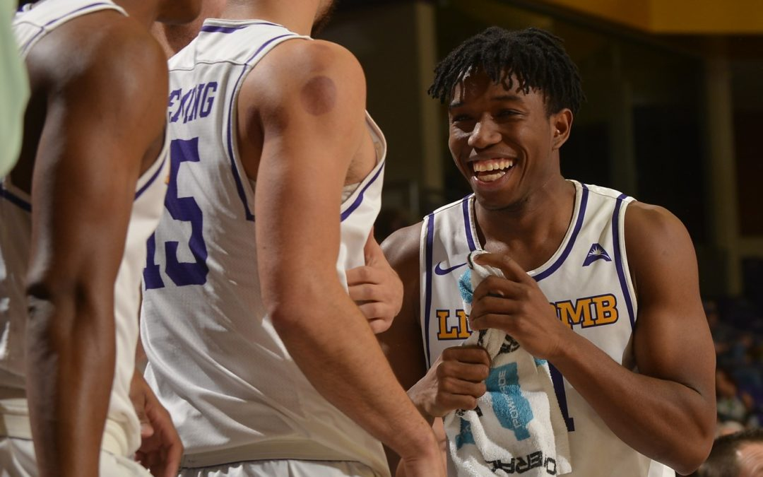 Bisons eclipse 100-point mark in bounce-back win over Navy