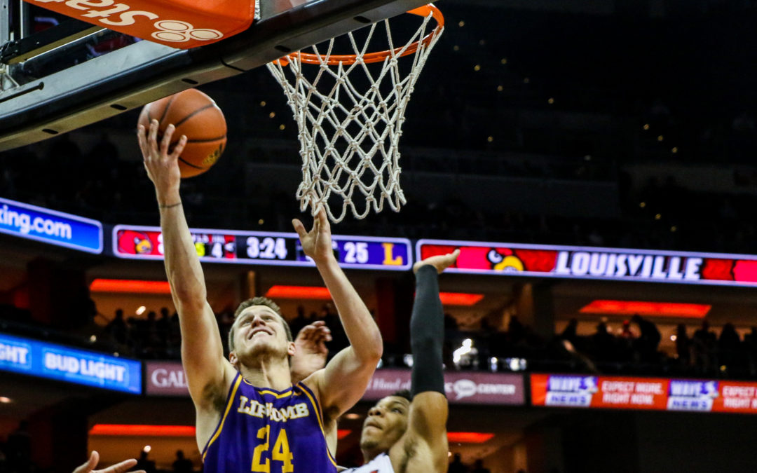 Lipscomb gives Louisville major scare, falls just short of upset