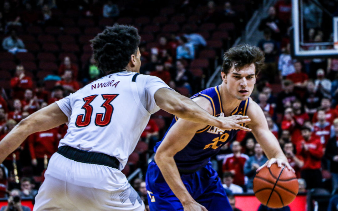 Lipscomb versus Louisville men's basketball gallery