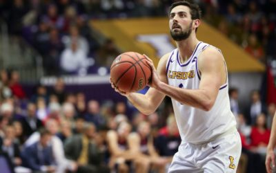 Rob Marberry explodes for 23 points in strong showing against NJIT