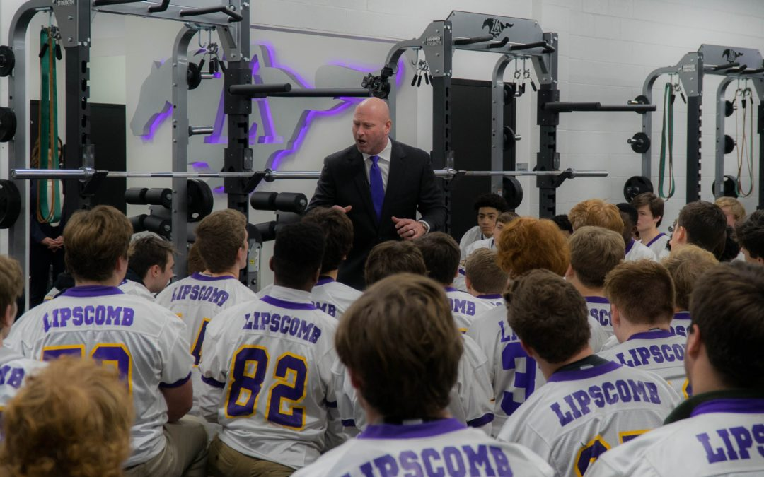 Former NFL QB Trent Dilfer takes the reins at Lipscomb Academy