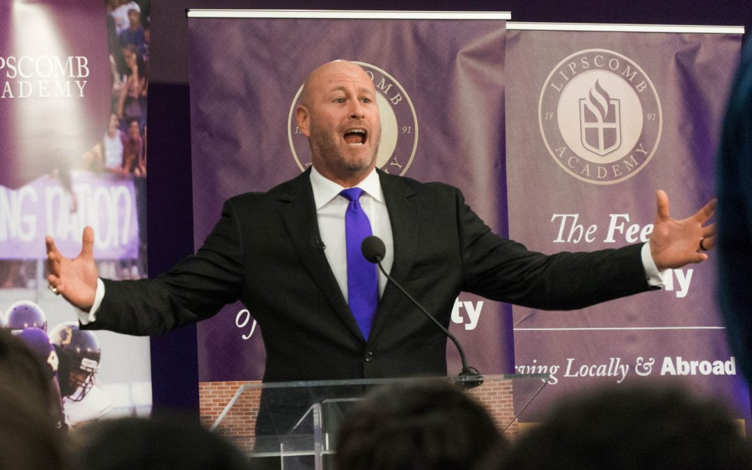 Trent Dilfer finds a home at Lipscomb Academy, aims to revitalize Mustang football
