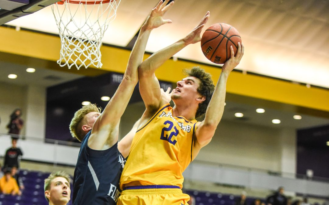 Mr. Consistent: Eli Pepper now Lipscomb's all-time leading rebounder