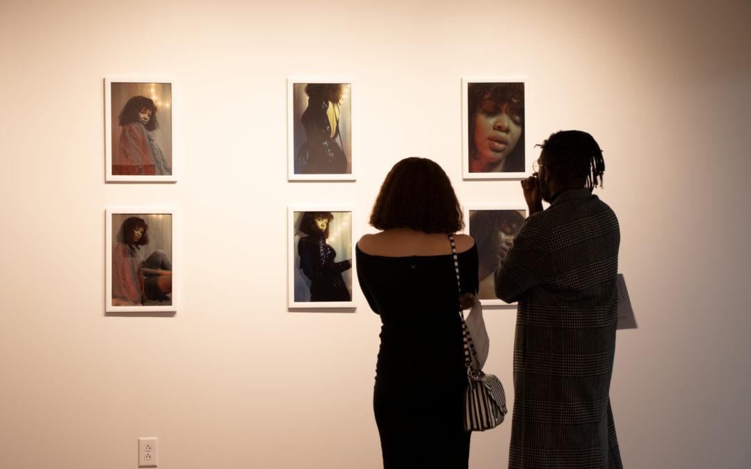 'Colour Somewhere' exhibit in Hutcheson Gallery features African-American artists