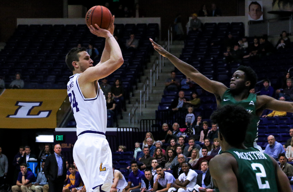 Mathews becomes Lipscomb's top NCAA-era scorer in blowout win over Stetson