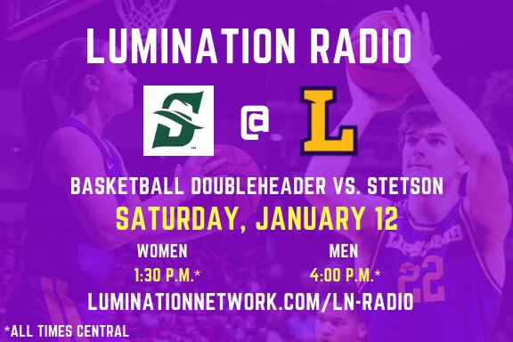 Lumination Radio to broadcast basketball DH on Saturday