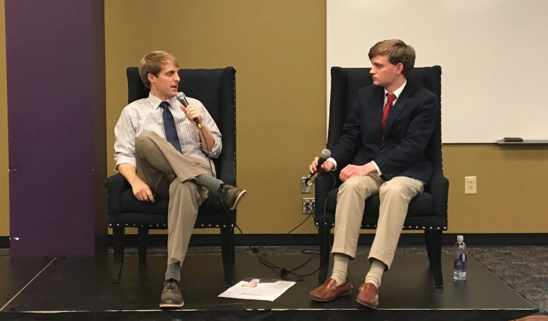 'Tennessean' reporter gives career, life advice to students