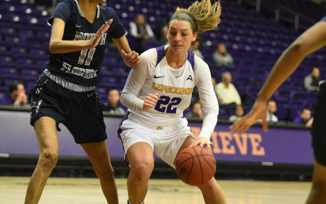 Lady Bisons see losing streak hit 17 games in defeat to Liberty