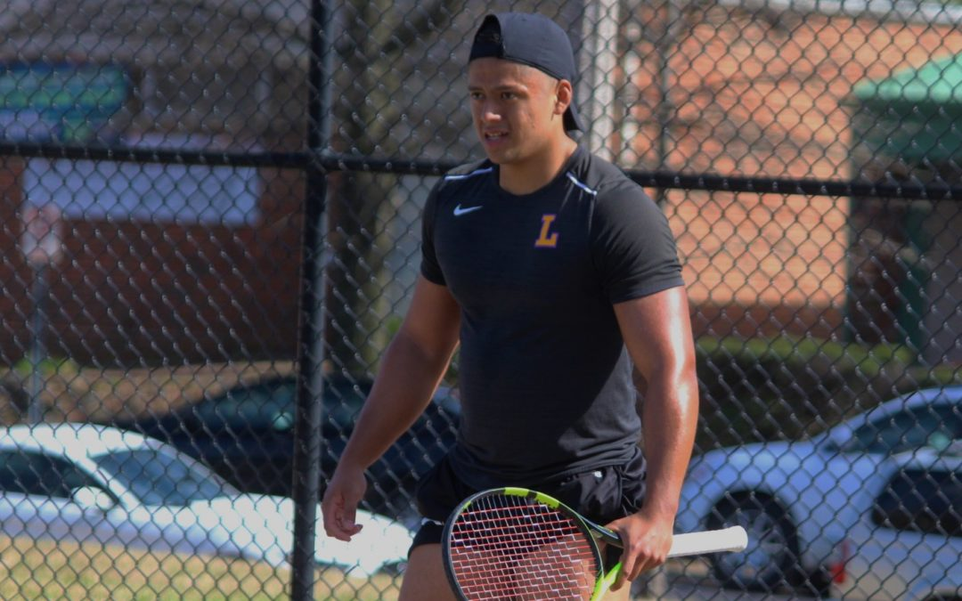 Lipscomb men's tennis drops opener at Louisville, leaves with confidence