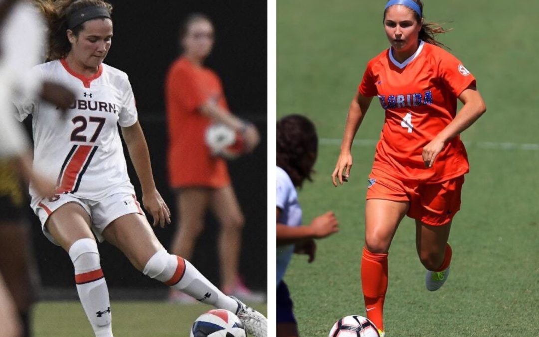 Lipscomb women's soccer snags transfers from Auburn, Florida