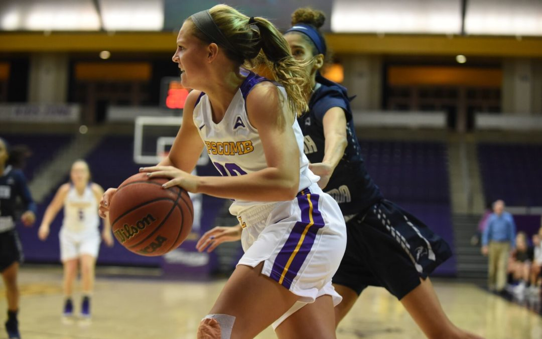 Lipscomb women fall to Stetson despite Deason's career-high