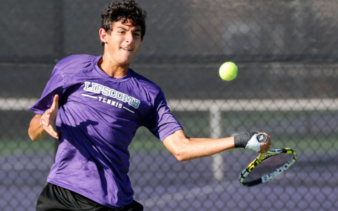 Alejandro Manzaneres starts new season with Lipscomb tennis as assistant coach