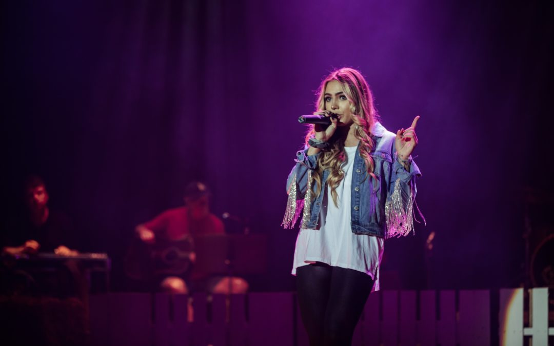 STUDENT SPOTLIGHT: Peytan Porter jumping into Nashville music scene
