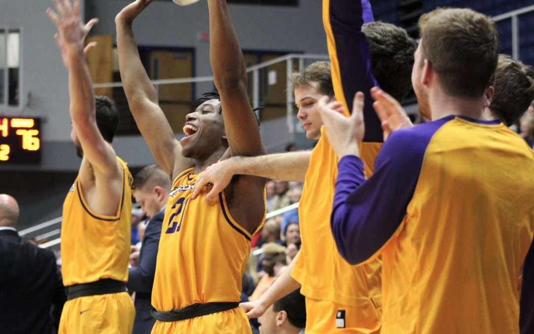Lipscomb sets win streak record by hammering North Florida