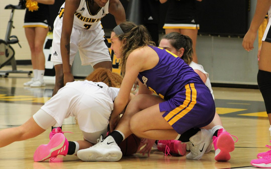 Turnovers, shooting woes continue for Lady Bisons in loss to Kennesaw State