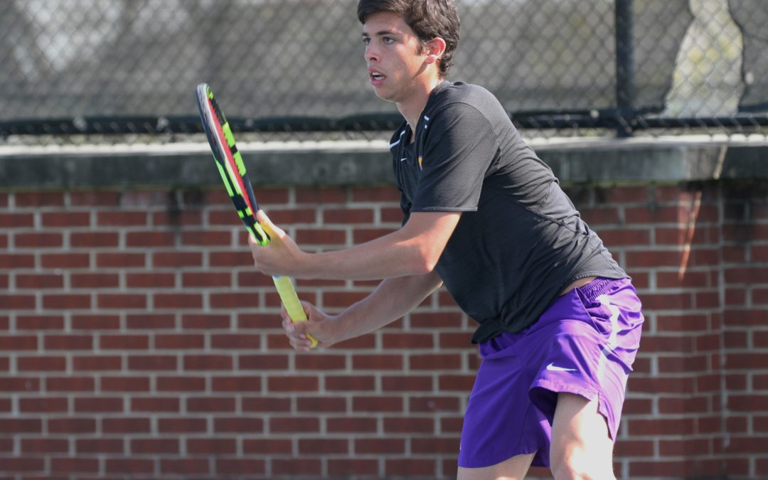 Lipscomb men's tennis loses 4-3 to UTC