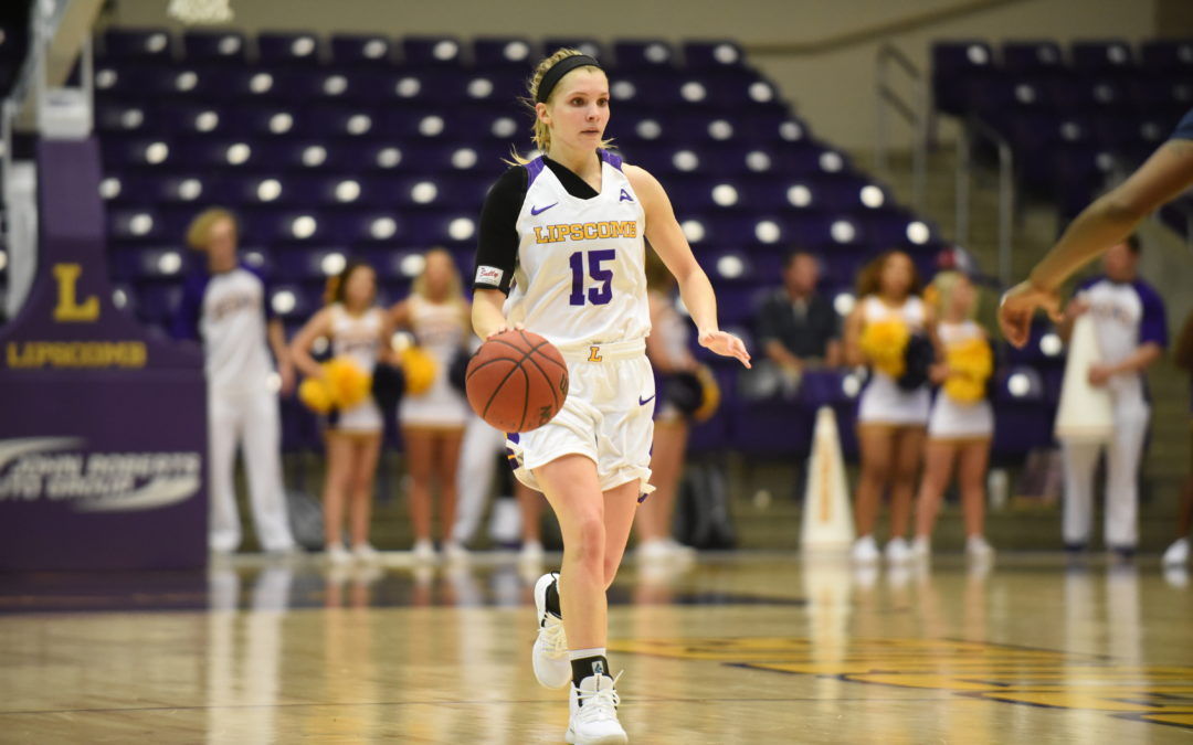 Three-pointers sink the Lipscomb Lady Bisons in their 18th-straight loss